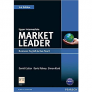 Market Leader 3rd Edition Upper Intermediate Active Teach CD-ROM - David Cotton