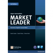 Market Leader 3rd Edition Upper Intermediate Coursebook (with DVD-ROM incl. Class Audio) - David Cotton