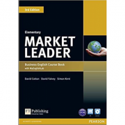 Market Leader Elementary Course Book with DVD and Lab (3rd Edition) - David Cotton
