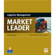 Market Leader ESP Book. Logistics Management - Adrian Pilbeam