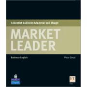 Market Leader Essential Grammar & Usage Book - Peter Strutt