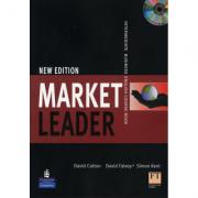 Market Leader Intermediate Coursebook/Multi-Rom Pack - David Cotton