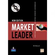 Market Leader Intermediate Teachers Book New Edition and Test Master CD-Rom Pack - Bill Mascull