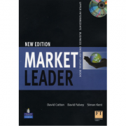 Market Leader New Edition! Upper Intermediate Coursebook with Multi-ROM and Audio CD - David Cotton