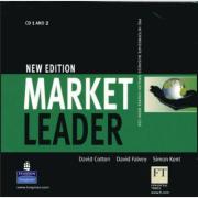 Market Leader Pre-Intermediate Class CD (2) New Edition - David Cotton