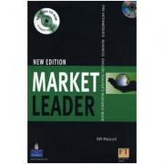 Market Leader Pre-Intermediate Teachers Book and DVD Pack NE - Bill Mascull