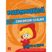 Matematica. Pregatirea pentru concursuri scolare. Clasa a IV-a (colectia olimpiade si concursuri scolare) - Daniela Berechet