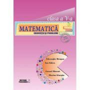 Matematica. Exercitii si probleme. Clasa a V-a - Gheorghe Drugan