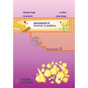 Matematica. Exercitii si probleme clasa a V-a, semestrul I 2013-2014 - Gheorghe Drugan