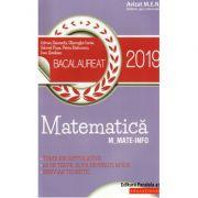Matematica Bacalaureat 2019 M_Mate-Info ( 60 de teste ) - Ed. Paralela 45