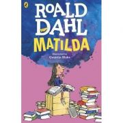 Matilda - Illustrated by Quentin Blake