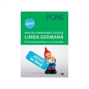 Mini ghid de conversatie uzuala - Limba germana - PONS