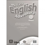 My First English Adventure Level 1 Posters - Mady Musiol