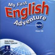 My First English Adventure Starter Class CD - Mady Musiol
