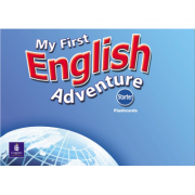 My First English Adventure Starter Level Flashcards - Mady Musiol