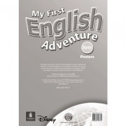 My First English Adventure Starter Posters - Mady Musiol