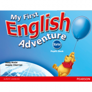 My First English Adventure Starter Pupils Book - Mady Musiol