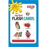 My First Flash Cards - Berlitz Kids (Cards)