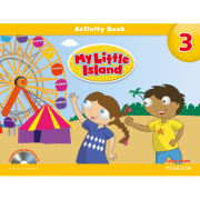 My Little Island Level 3 Activity Book and Songs and Chants CD Pack - Leone Dyson
