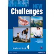 New Challenges Level 4 Students Book - Michael Harris