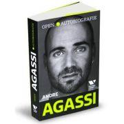 Victoria Books: Open. O autobiografie - Andre Agassi