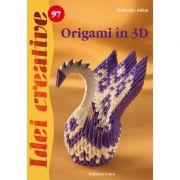 Origami in 3D. Idei creative 97 - Terleczky Adam