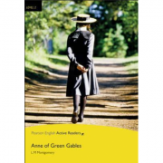 PLAR2: Anne of Green Gables Book & Multi-ROM with MP3 Pack - L M Montgomery