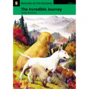 PLAR3: The Incredible Journey Book and CD-ROM Pack - Sheila Burnford