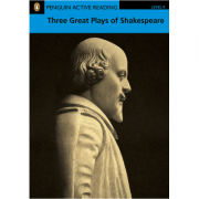 PLAR4: Three Great Plays of Shakespeare Book and CD-ROM Pack - William Shakespeare