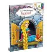 Rapunzel - Colorez povestea