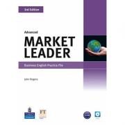 Advanced Market Leader: Business English Practice File. Book & CD - John Rogers