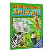 Sticker Scene - Animals