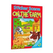 Sticker Scene - On The Farm