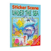 Sticker Scene - Under The Sea