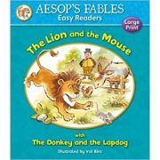The Donkey and the Lapdog with The Lion and the Mouse - Aesop's Fables