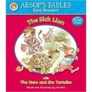 The Hare and the Tortoise with The Sick Lion - Aesop's Fables