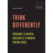 Think Differently. - Adam Ferner