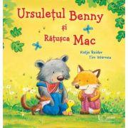Ursuletul Benny si Ratusca Mac - Katja Reider, Tim Warnes