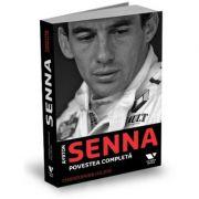 Victoria Books: Ayrton Senna, povestea completa - Christopher Hilton