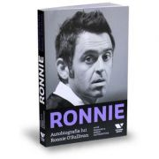 Victoria Books: Ronnie. Autobiografia lui Ronnie O'Sullivan - Simon Hattenstone, Ronnie O'Sullivan