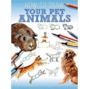 Your Pet Animals - How to Draw