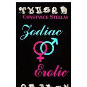 Zodiac erotic. Astrologie intre cearceafuri - Constance Stellas