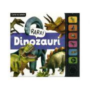 Carte cu suntete - Dinozauri