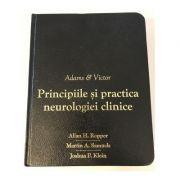 Adams si Victor. Principiile si Practica Neurologiei Clinice, editie de lux copertata in piele - Allan Ropper