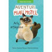 Aventuri la Miau Motel - Arly artagoasa
