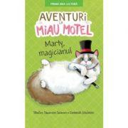 Aventuri la Miau Motel - Marty, magicianul