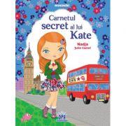 Minimiki. Carnetul secret al lui Kate - Nadja Julie Camel