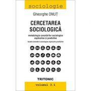 Cercetarea Sociologica - Gheorghe Onut