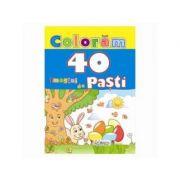 Coloram 40 de imagini de Pasti