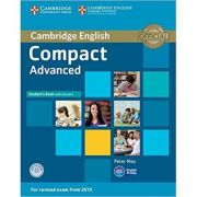 Compact Advanced - Student's Book (with Answers and CD-ROM)